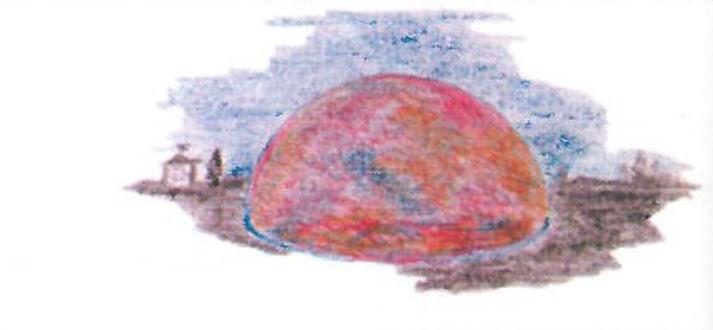 UFO nad Człuchowem 30 stycznia 1981 r.