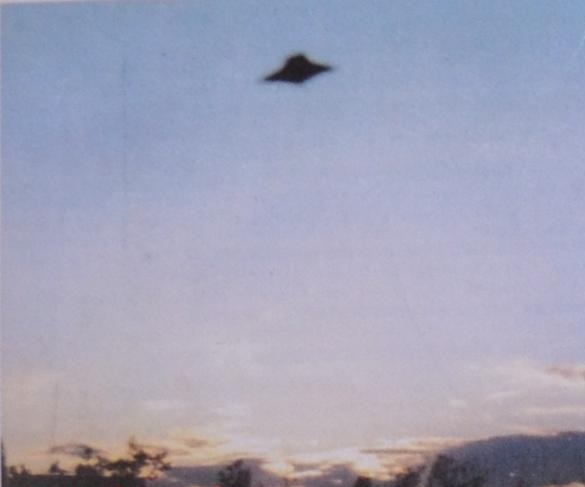 UFO nad Lublinem 31 lipca 1991