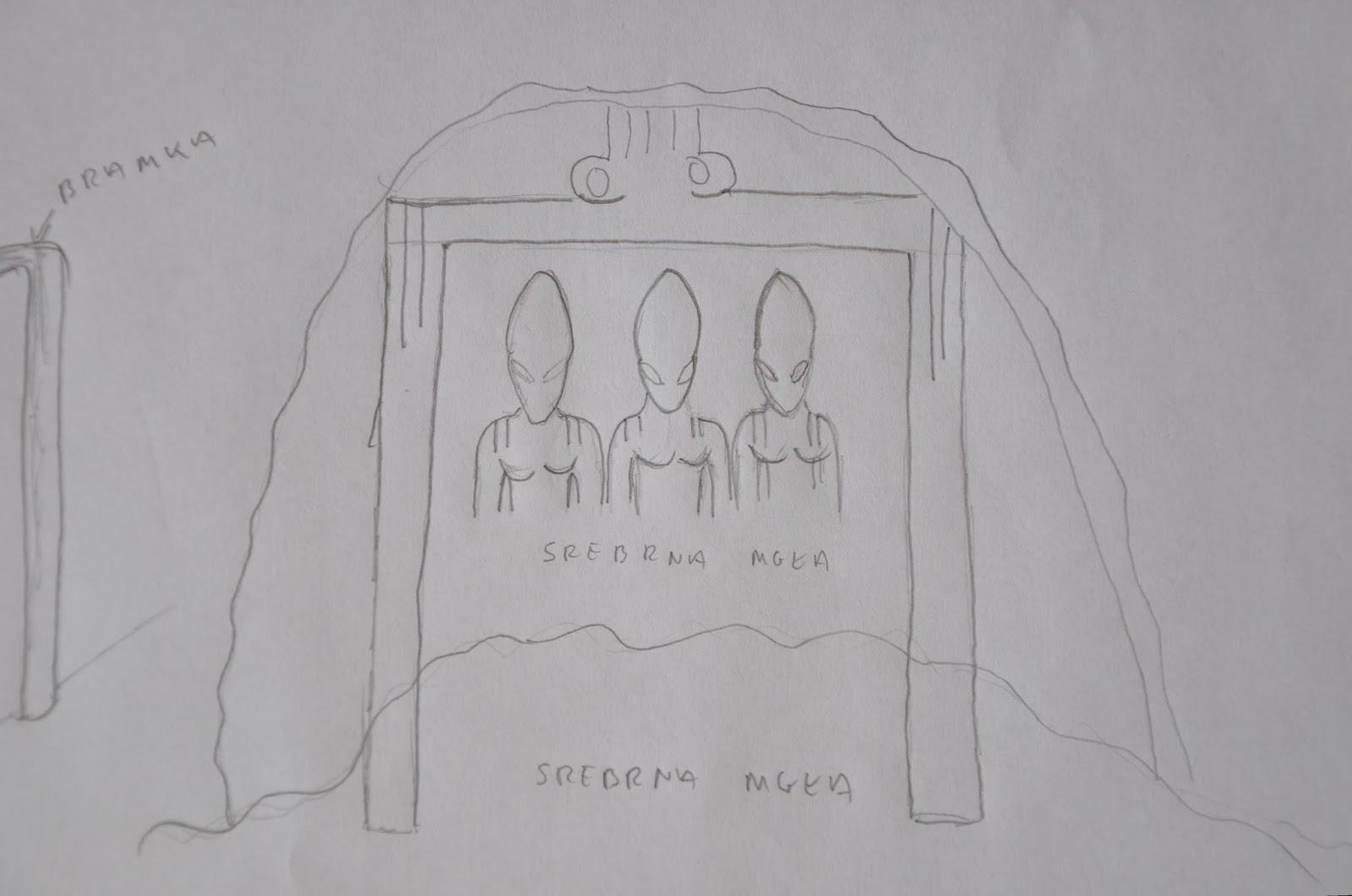 Seria dziwnych obserwacji istot w Solcu Kujawskim w latach 1990-tych